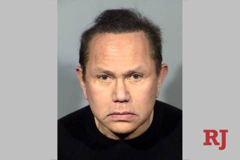 Dr. Francis Escolin Jimenez (Las Vegas Metropolitan Police Department)