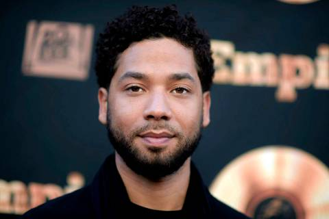 Jussie Smollett. (Richard Shotwell/Invision/AP, File)