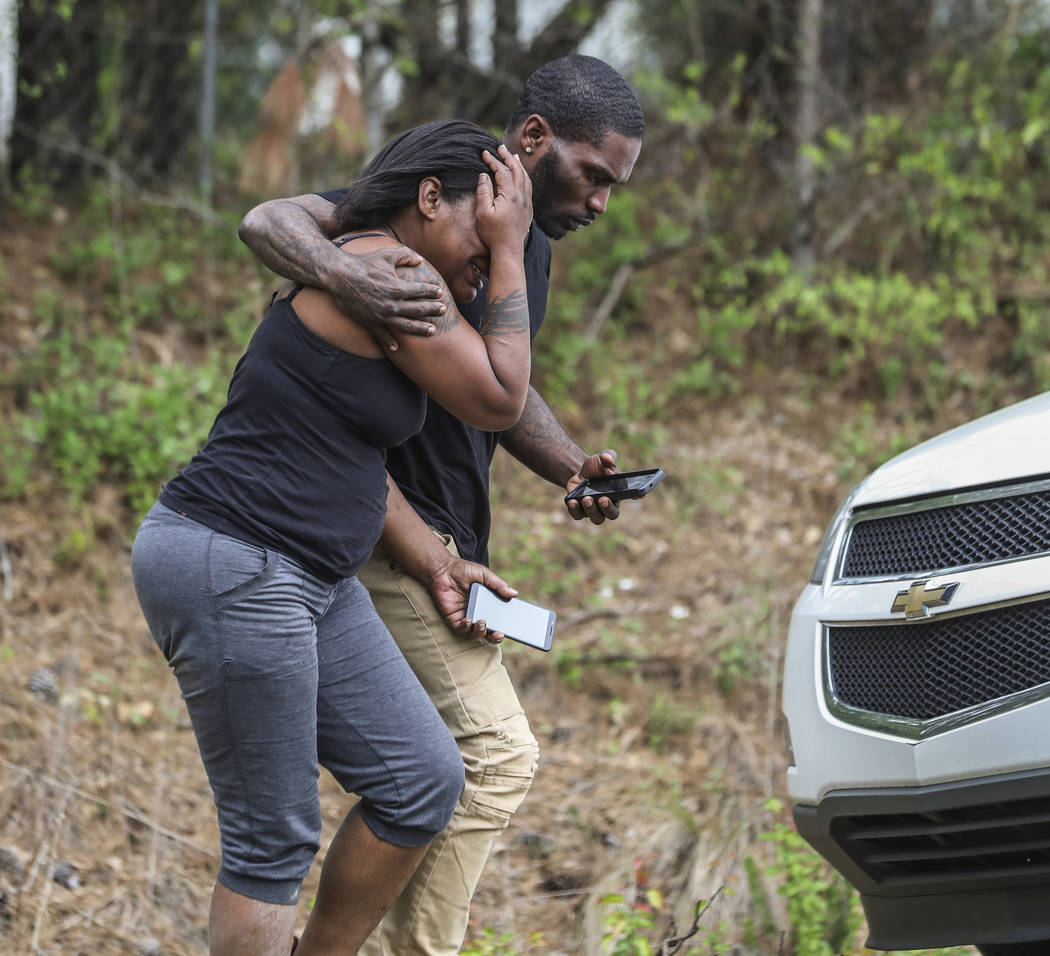 3 Killed 2 Officers Injured In Overnight Georgia Standoff