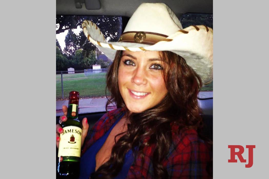 Rebekah Peters, 31, of Las Vegas (Courtesy)