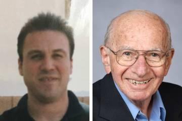 Edwin Colon Jr., left, and Leroy Pelton (Photos provided)