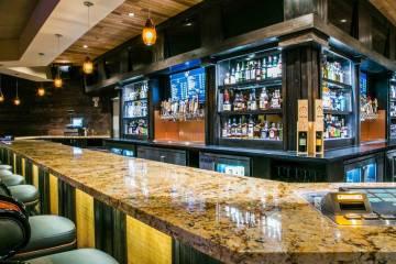 Pub 365 at Tuscany Suites & Casino in Las Vegas.