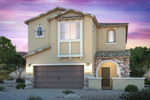 Aspen by Century Communities to hold grand opening event today, April 13, at Skye Canyon. (Cent ...