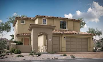 Pictured is the Justicia Plan Four from Collection Two at Alta Fiore in Lake Las Vegas. (Woodsi ...
