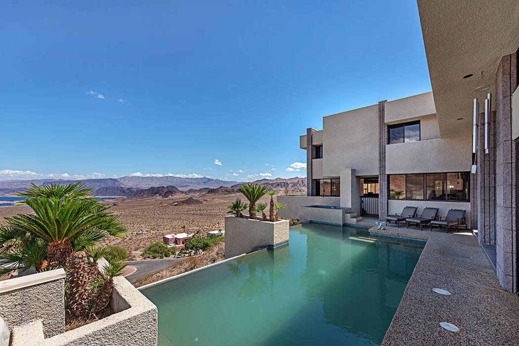 The pool. (Luxury Estates International)