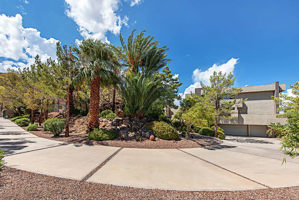 The 2½-acre private gated property is comprised of five scenic lots. (Luxury Estates Internati ...