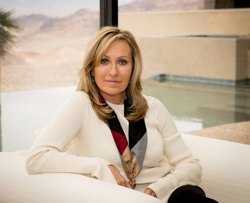 Lee Medick-Riseman, Luxury Estates International. (Tonya Harvey Real Estate Millions)