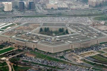 Pentagon (Charles Dharapak/AP, File)