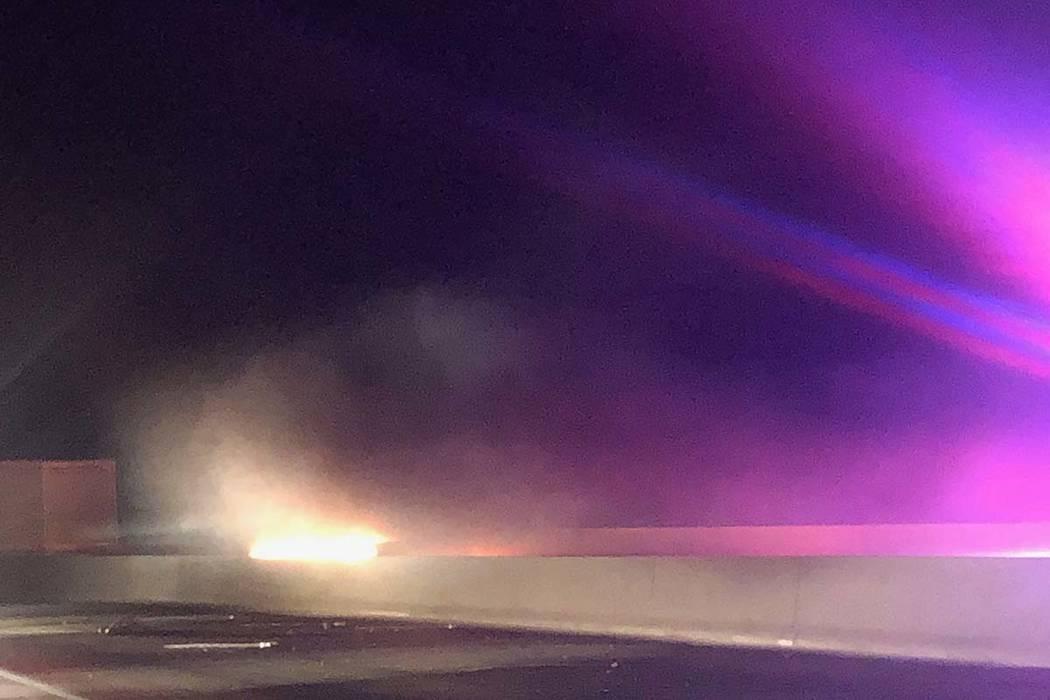 Witness describes fatal crash on US 93, I-11 near Boulder City | Las