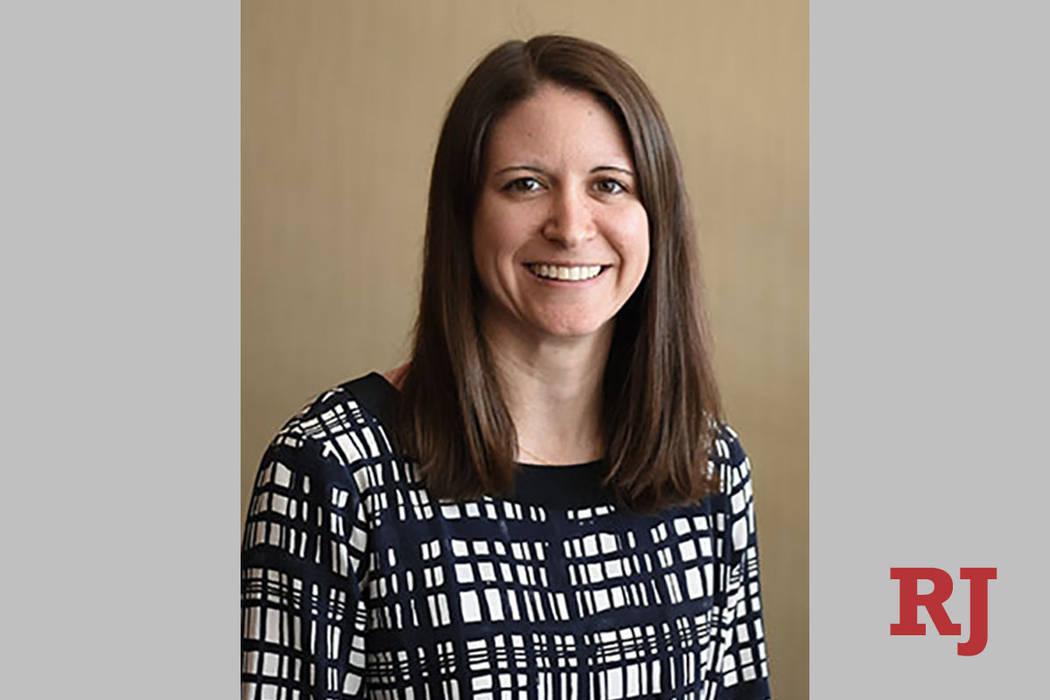 Rebecca Feiden, acting executive director of Achievement School District charter school initiat ...