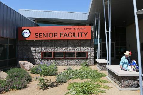 The Heritage Park Senior Facility and Aquatic Complex, near Racetrack Road and Burkholder Boule ...