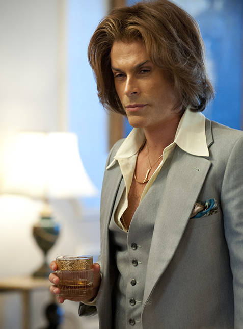 """Rob Lowe as Dr. Jack Startz in """"Behind the Candelabra"""" (HBO)"""