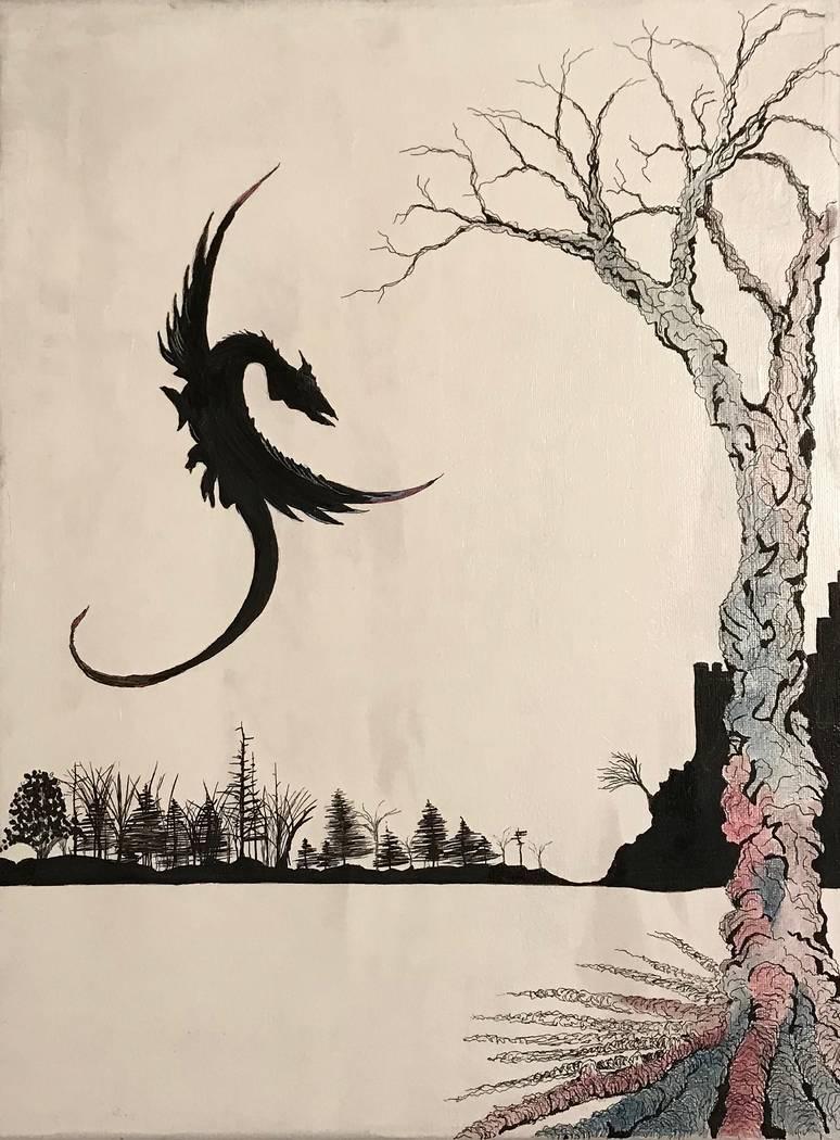 """Eyrie"" by Jeffrey Locke Lemert"