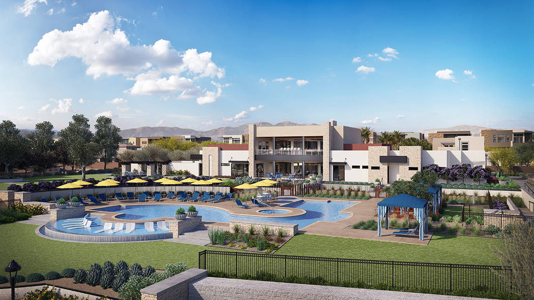 With the opening of Outlook Club, Trilogy homeowners will have daily access to resort-style ame ...