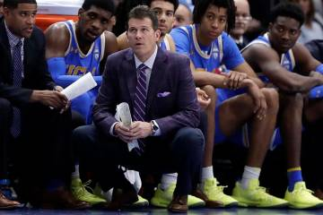 According to multiple reports, former UCLA head coach Steve Alford will be named the head coach ...