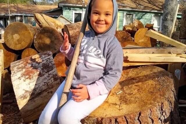 An undated photo of La-Rayah Davis, 5. La-Rayah died after she was taken to a Las Vegas hospita ...