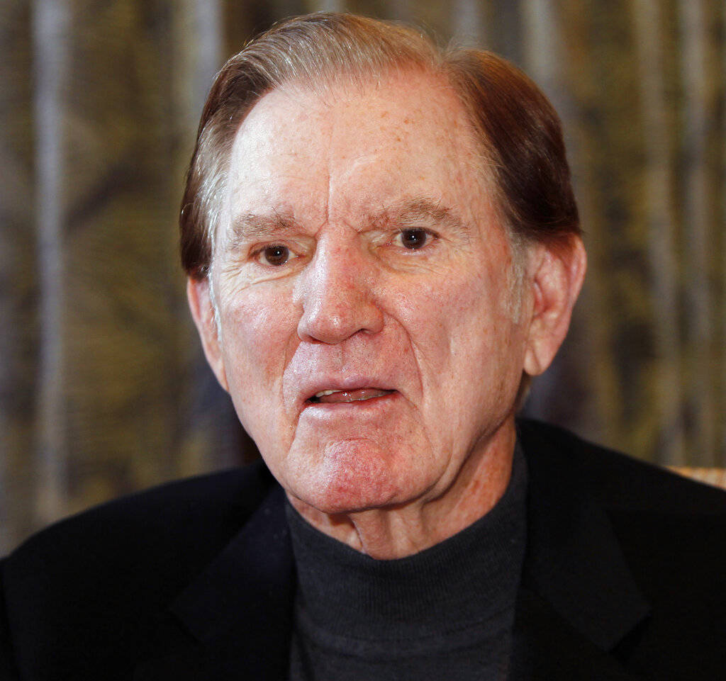 Hall of Fame football player Forrest Gregg talks about his battle with Parkinson's disease duri ...