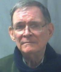 Mark Roberts, who was removed from the ministry in 2002. (National Sex Offender Registry)