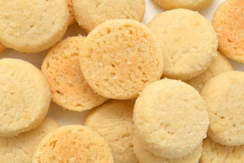 Freshly baked sugar cookies (Getty Images)