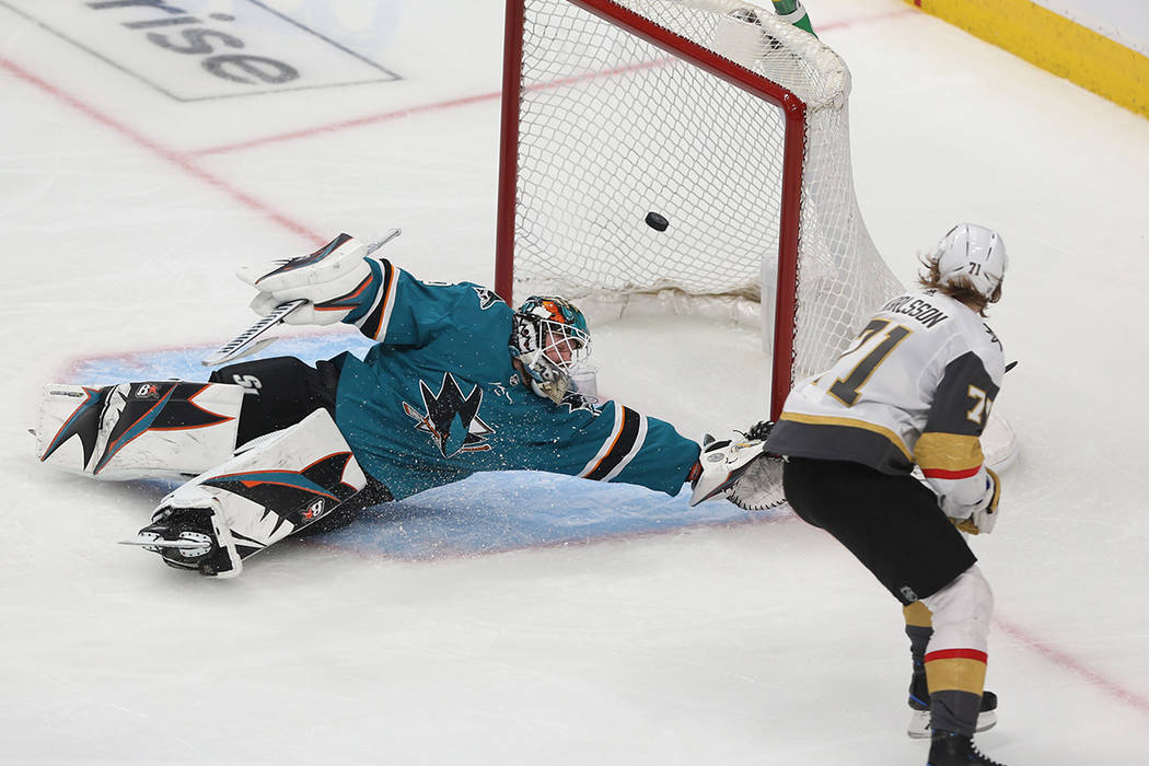 Game Day Golden Knights Look To Grab Edge In Series With Sharks