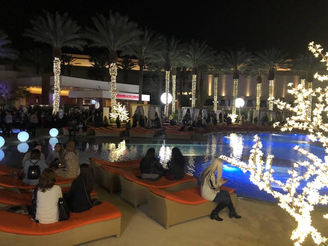 Al Mancini Las Vegas Review-Journal UNLVINO Sake fever at Red Rock Resort