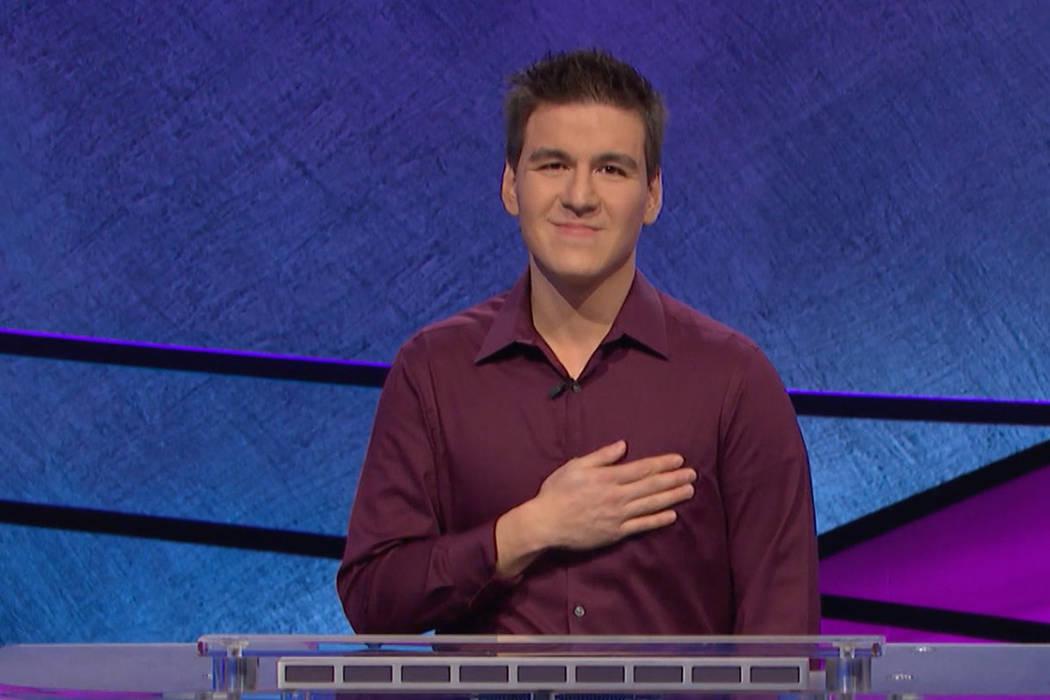 Las Vegas sports bettor moves up 'Jeopardy!' winnings list