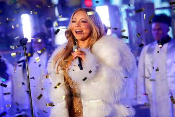 Mariah Carey will be honored with the Billboard Icon Award at this year's show. (Photo by Brent ...