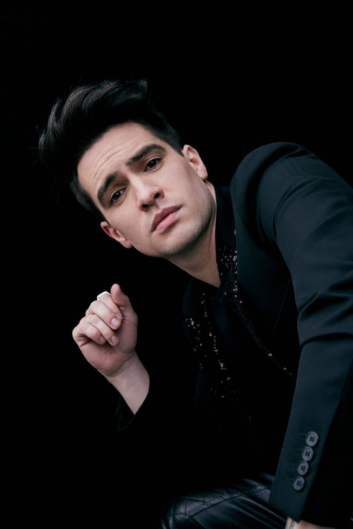 Panic! At the Disco's Brendon Urie returns to his band's hometown when they perform at the Bill ...