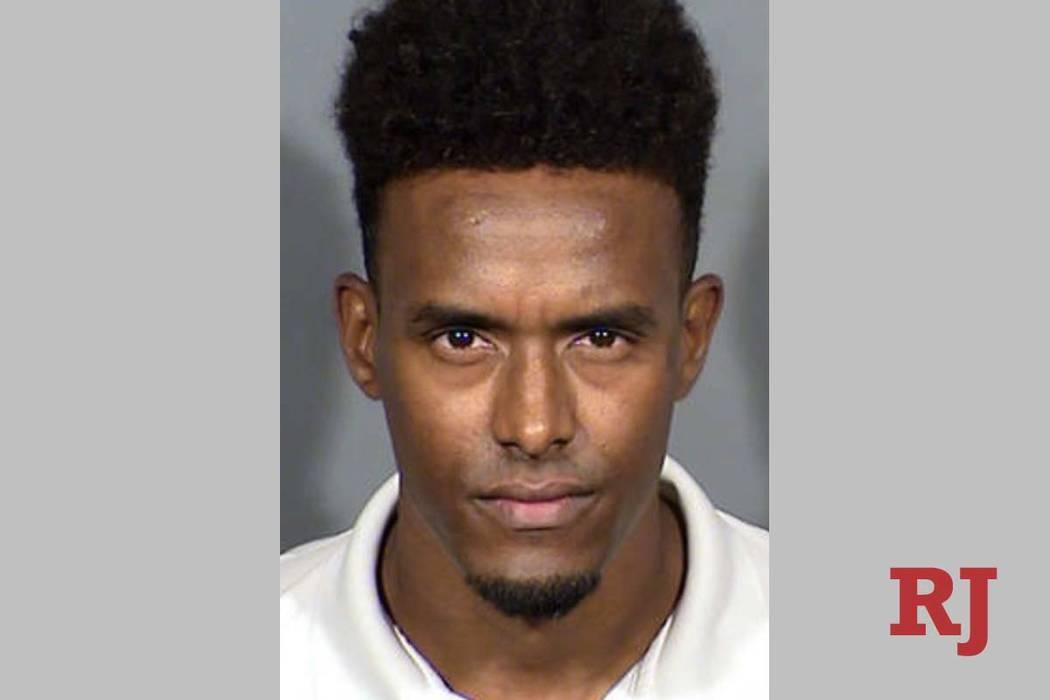 Nebyou Solomon (Las Vegas Review-Journal)