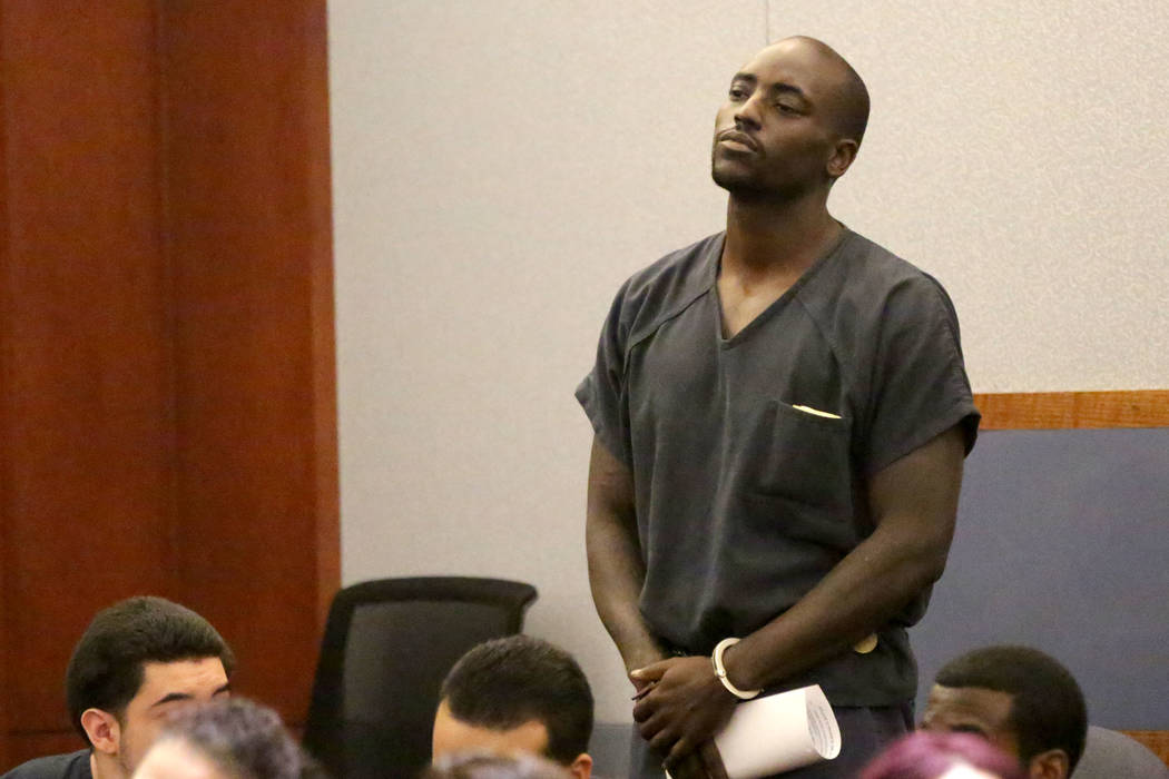 Ex-NFL player Cierre Wood, who stands accused of murder and child abuse with girlfriend Amy Tay ...