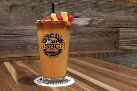 Scenic Hurricane at Scenic Brewing Company (John From)
