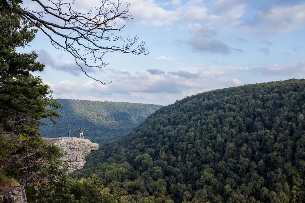 Hawksbill Crag (Getty Images)