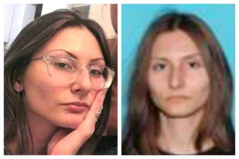 This combination of undated photos released by the Jefferson County, Colo., Sheriff's Office on ...