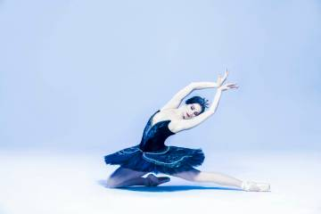 "Nevada Ballet Theatre will perform ""Swan Lake"" in October. (Jerry Metellus)"