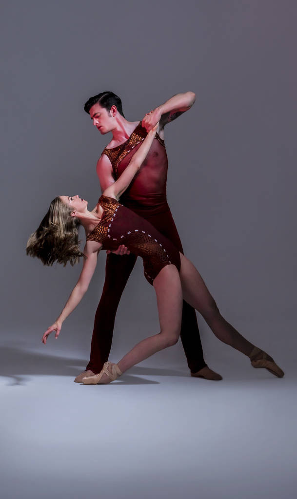 "Nevada Ballet Theatre will perform ""Bolero"" in February. (Jerry Metellus)"
