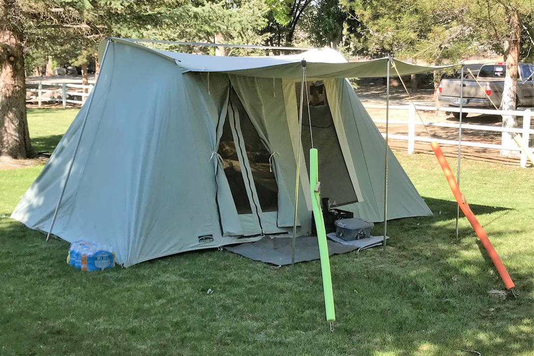 Here are some tips if youu0027re looking to buy a tent & Here are some tips if youu0027re looking to buy a tent | Las Vegas ...