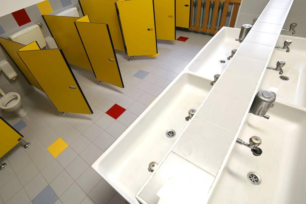 School bathroom (Getty Images)