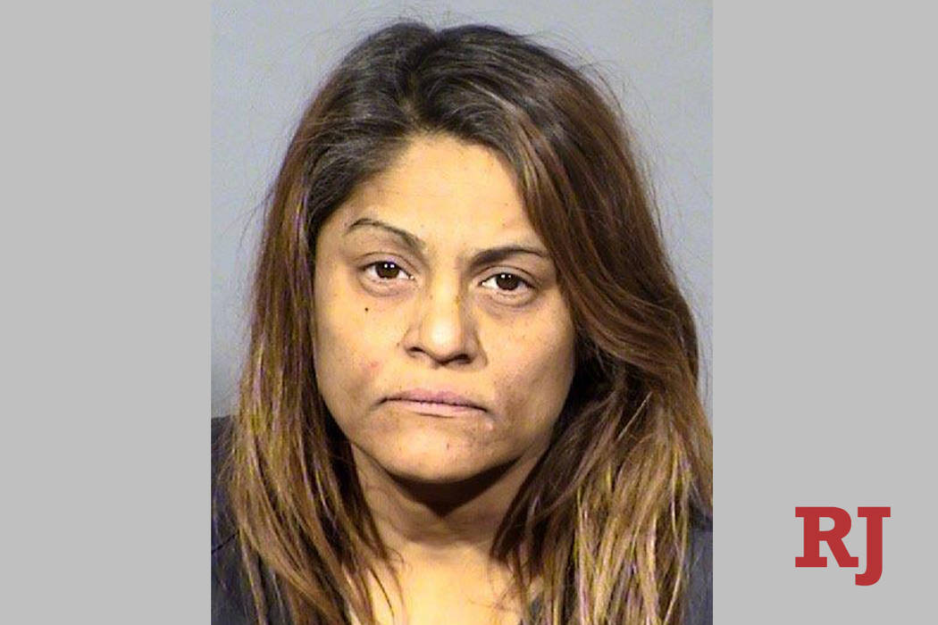 Araceli Saldana (Nevada Highway Patrol)