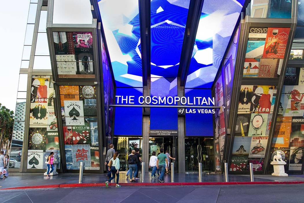 The company that owns the Cosmopolitan of Las Vegas has retained two investment banks to explor ...