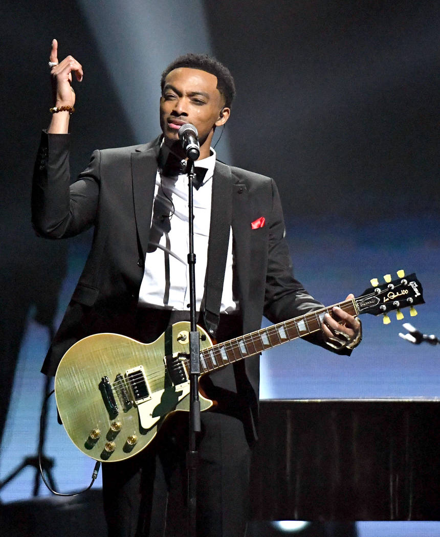 Singer Jonathan McReynolds was among the most nominated artists at this year's Stellar Awards. ...
