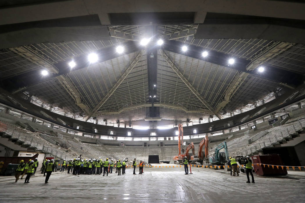 Seattle's NHL expansion team arena not expected to open until 2021
