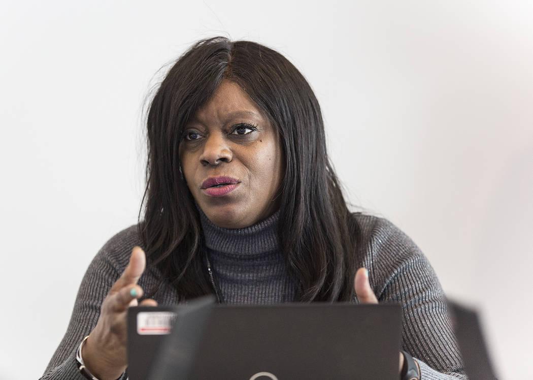 U.S. Department of Commerce partnership specialist Jacqueline Cashmere discusses the 2020 censu ...