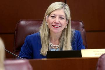 Assemblywoman Lisa Krasner, R-Reno, sponsored Assembly Bill 141, which removes the statute of l ...