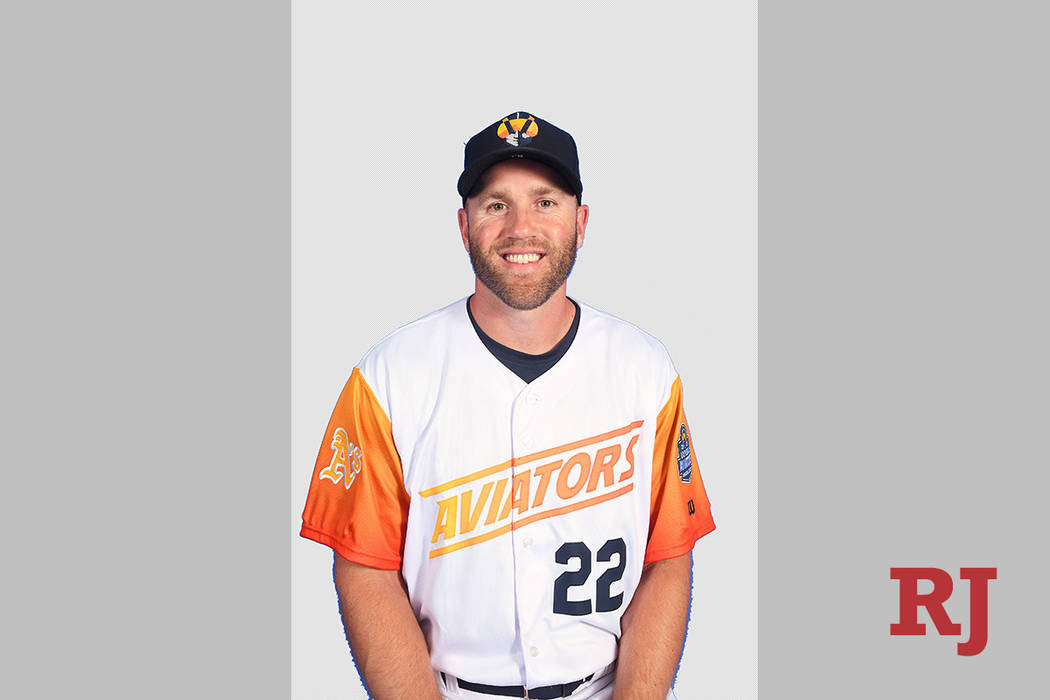 First baseman Eric Campbell had three of the Aviators' seven hits in a 3-1 loss to the Grizzlie ...