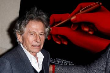 FILE - In this Oct. 30, 3017 file photo director Roman Polanski poses a photo prior to the scr ...