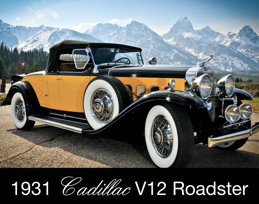 Findlay Cadillac is the official sponsor of the 14th annual Cadillac Through the Years car show ...