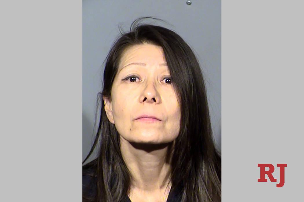 Pamela Rene Schoening (Las Vegas Metropolitan Police Department)