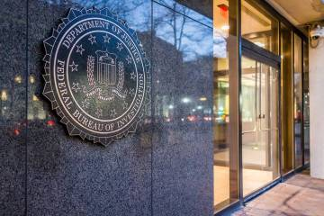 FBI, Federal Bureau of Investigation Headquarters (Getty Images)