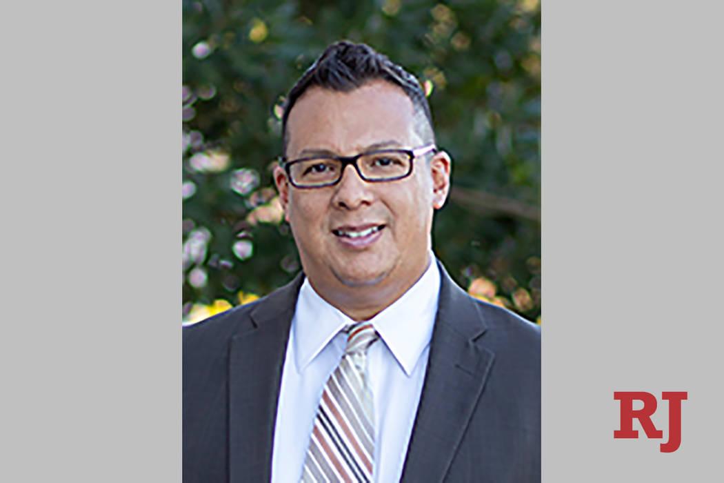 Alberto Calderón (Nevada State Bank)