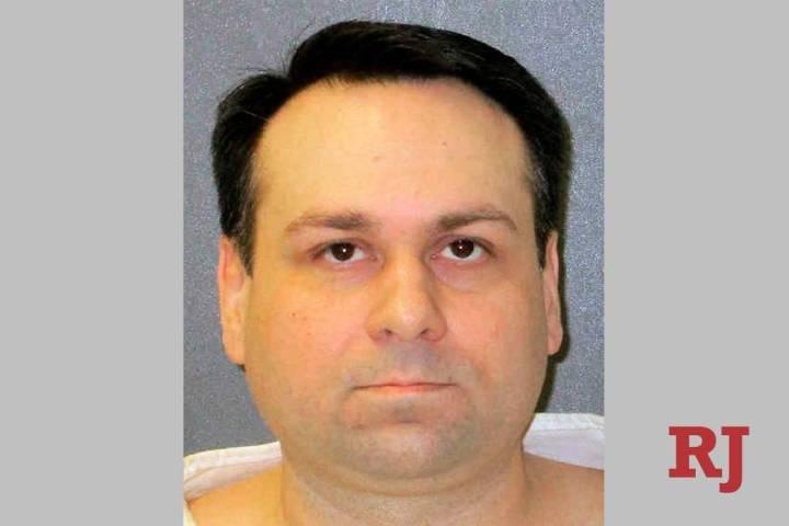 John William King (Texas Department of Criminal Justice via AP)